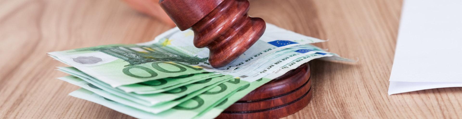 судебные расходы в Оренбурге
